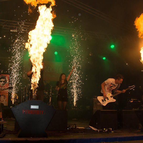 Ohňostroje